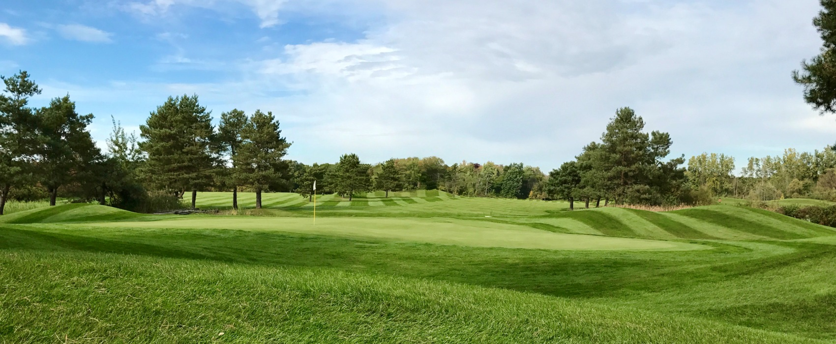 Come Golf the Myth Located Near Lake Orion Michigan