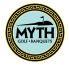The Myth Golf Course and Banquets Logo