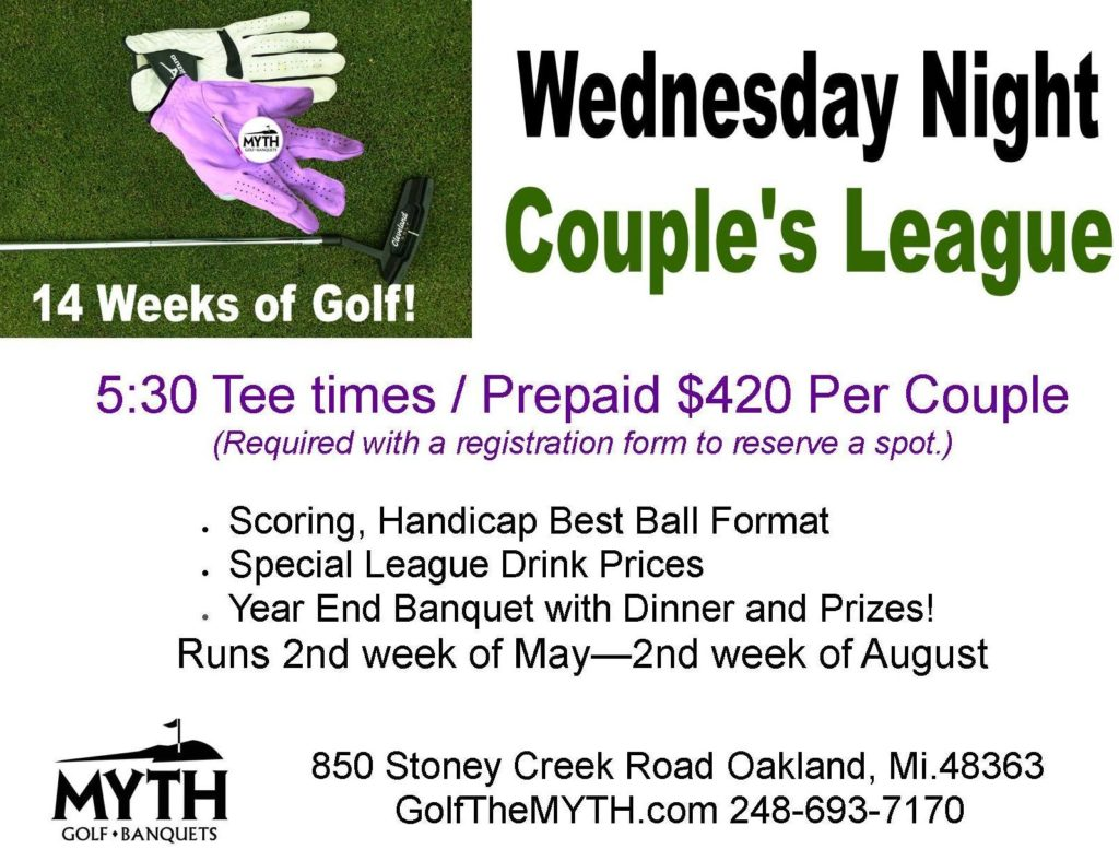 couples golf leagues near me