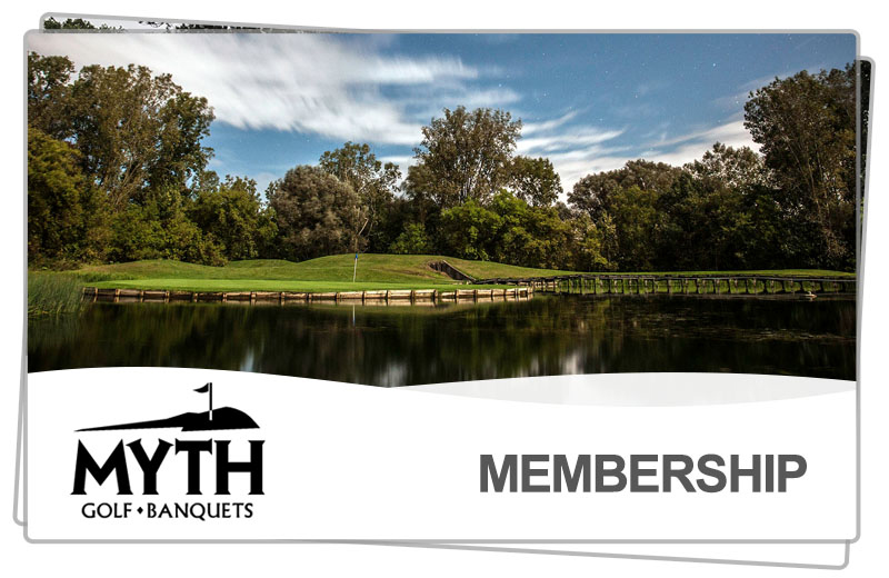 Myth Public Golf Course Membership