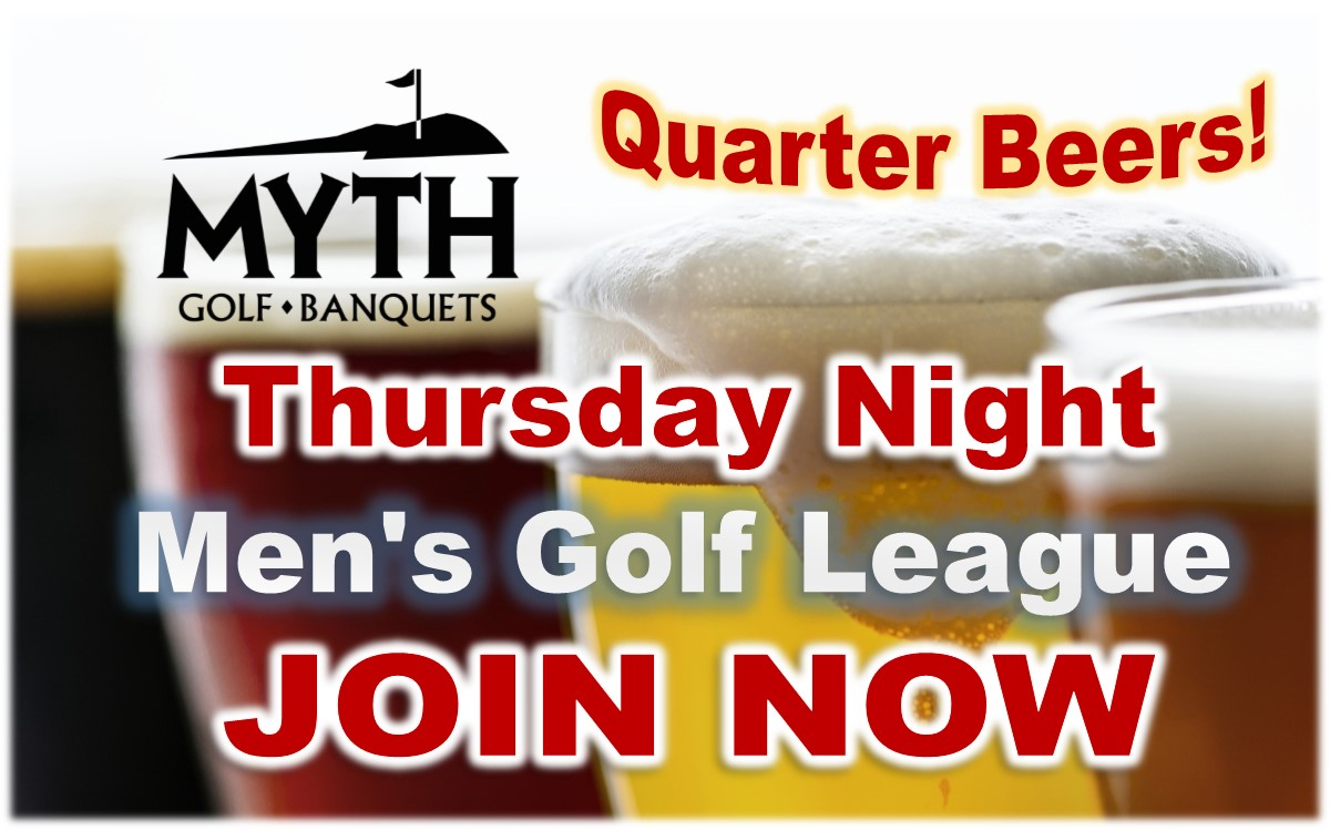 Men's golf league 2019