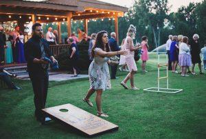 Outdoor wedding venues and barn weddings